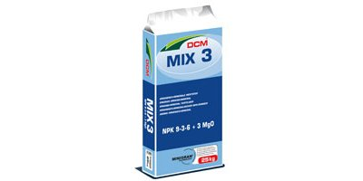 DCM MIX - Model 3 - Organo Mineral Fertilisers