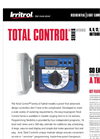 Irritrol Total Control - Irrigation Controllers System Datasheet