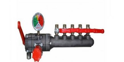 Model B105 ve B145 - Sprayer Regulator
