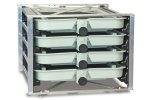 MariSource - 4-Tray Vertical Incubator for Salmon