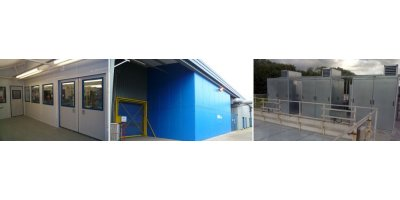 Acoustic Enclosures for Noisy Areas