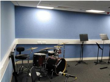 Noiseair Modular Music Practice Rooms And Recording