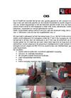 Model CKS - Hot Water Boilers Brochure