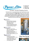 Dyna-Lite - Portable Vacuum Pumping System - Brochure