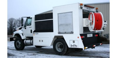 Dyna-Jet - Model 6500 - Truck Mounted Sewer Cleaners