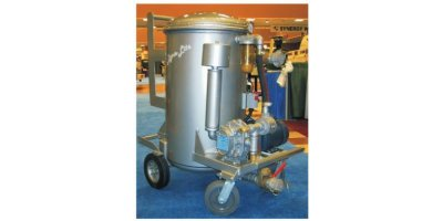 Dyna-Lite - Portable Vacuum Pumping System