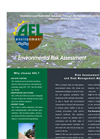 Environment Risk Assessment Services - Brochure