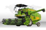 New Hira - Model 985 - Self Propelled Combine Harvester