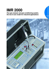 Model 2000 - Portable Multi Gas Analyzer Brochure