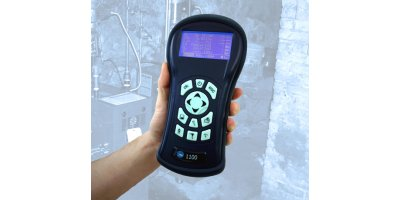 Model 1100  - Handheld Flue Gas Analyzer