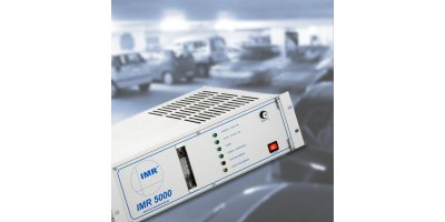 IMR - Model 5000 - Stationary Gas Control System