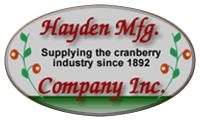 Hayden Manufacturing Company, Inc.