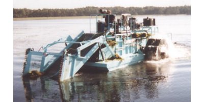 Model ILH7-450 - Aquatic Weed Harvesters
