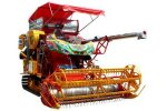 Model KPH-22 /  KPH-22T (XL) - Rice Combine Harvester