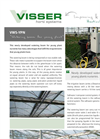 Model VWS - Watering Irrigation System Specifications Brochure