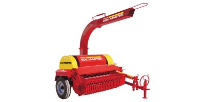 Soilmaster - Stem Collecting and Straw Machine