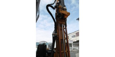 Model MD 1500 - Hydraulic Drilling Rig