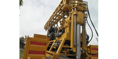 Model MS 750 - Mechanical Drilling Rig