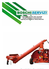 Boschi - Model CL1 e and CL2 - Side Loading Device for Grain Bagger Brochure