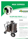 Milk Trolley Products- Brochure
