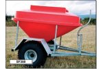 Snacker - Model SF350 - Sheep Feeder