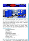 Chemical Sample Packing & Shipment Coordination Services Brochure