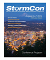 Stormcon 2014  - Schedule Brochure