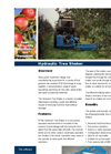 Hydraulic Tree Shaker Brochure