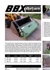 Model BBX - Bucket Brush Brochure