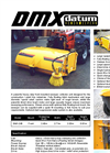 Model DMX - Sweeper Collector Brochure