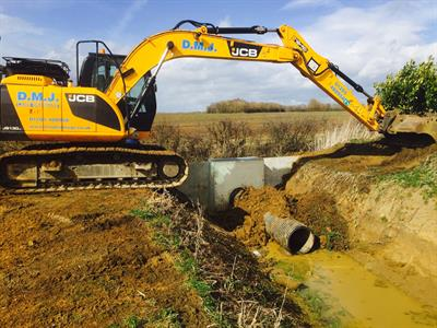 Other Land Drainage Services