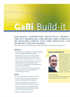 GaBi Build-it - Brochure