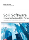 SoFi - Enterprise Sustainability Performance Software - Brochure