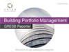 SoFi - Version PSM - Building Portfolio Sustainability Management Software - Brochure