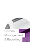 Carbon Management & Reporting Solutions - Brochure
