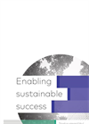 Enabling Sustainable Success - Brochure