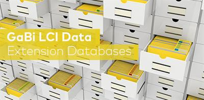 GaBi LCI Databases - for LCA Calculations