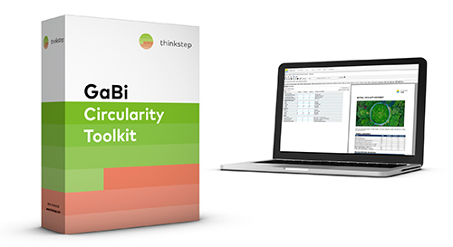GaBi Circularity Toolkit - Circular Economy Software