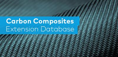 GaBi LCI Database - for Carbon Composites related LCA