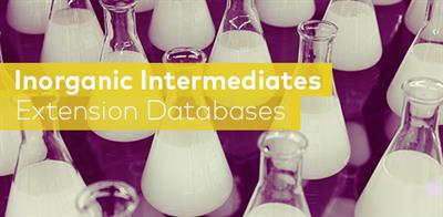 GaBi - Inorganic Intermediates - LCA Database