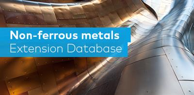 Gabi - Extension Database V for Non-Ferrous Metals