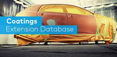 Gabi - Extension Database VIII for Coatings
