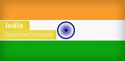 Gabi - Extension Database XXI for India