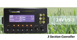 Farmscan Ag - Model 24V1 - Spray Controller Kit - 3 Section