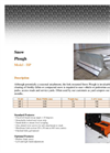 Forklift Mounted Snow Plough Brochure