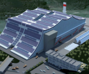 Doosan Skoda Power Turbine Island for Istanbul's Huge New Waste to Energy Plant