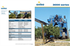 Oxbo - Model 8000 - Blueberry Harvester Brochure