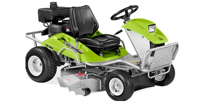 Grillo - Model MD13 - Ride On Lawnmower With Side Discharge and Mulching