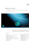 ARGUS/Color Software Brochure