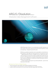 ARGUS/Dissolution Data Management Software Brochure